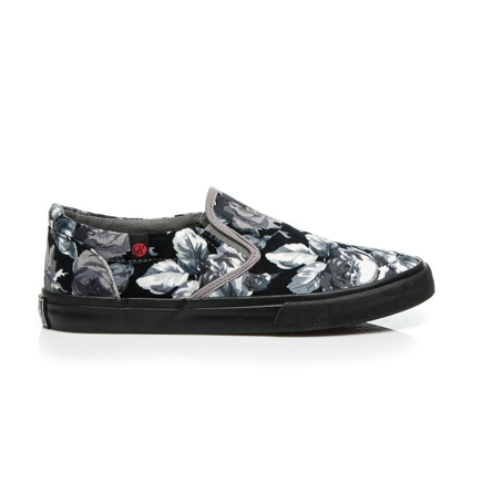 SLIP ON FLOWERS