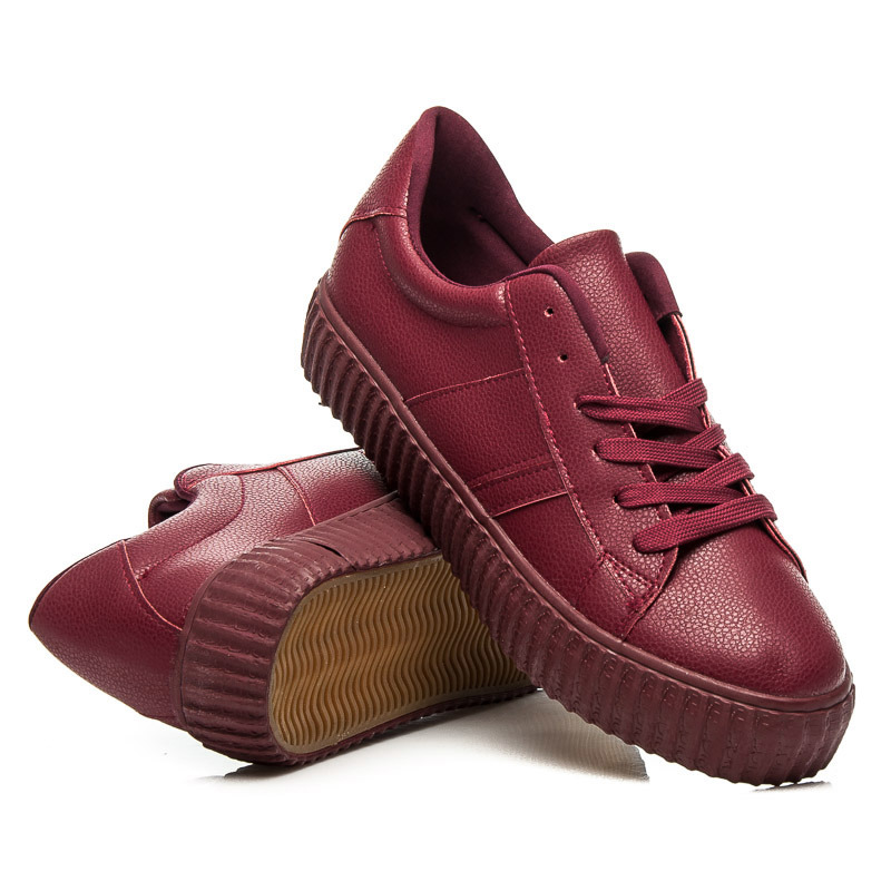 BORDÓ CREEPERS