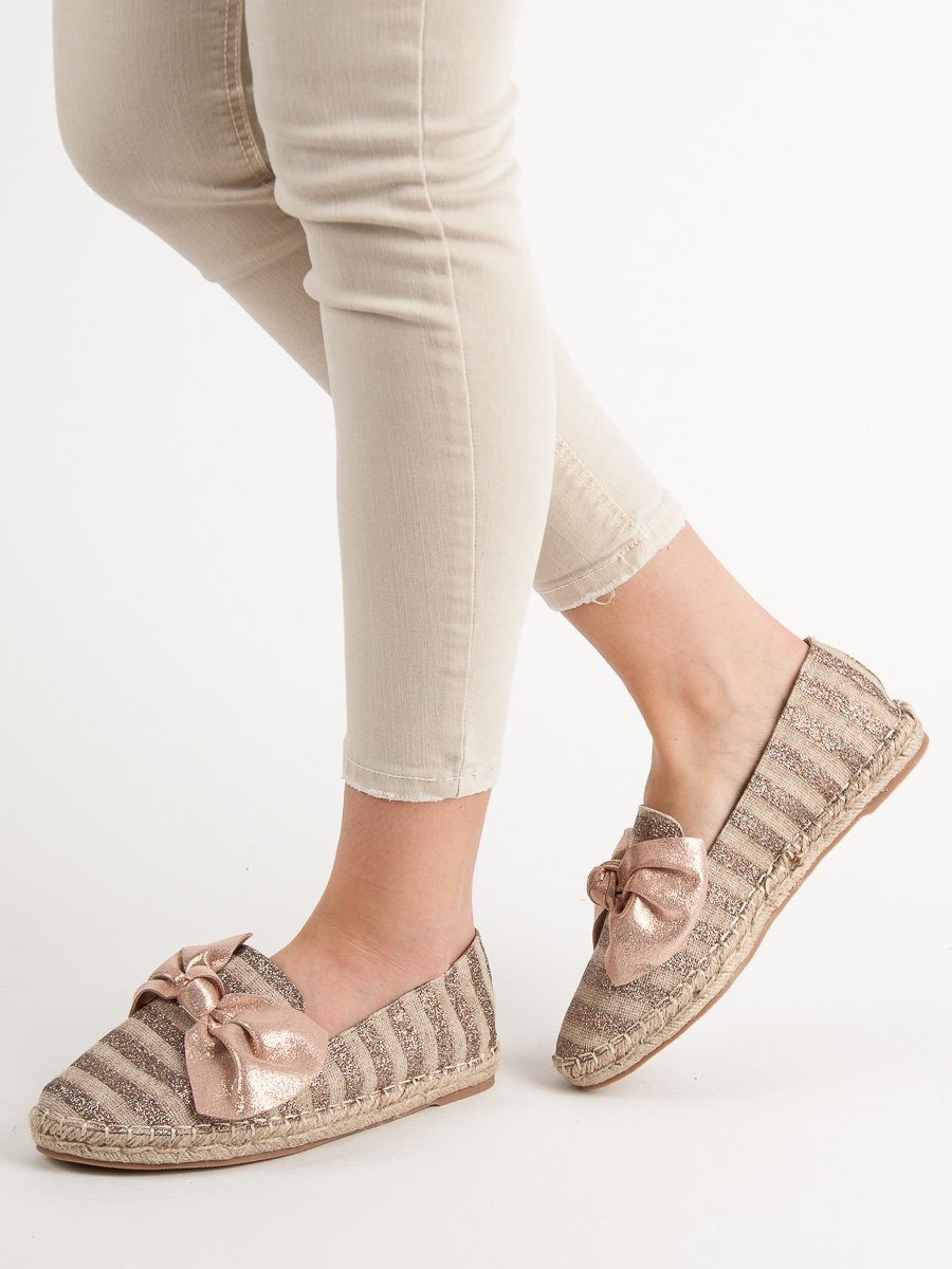 ESPADRILKY S BROKÁTEM VICES
