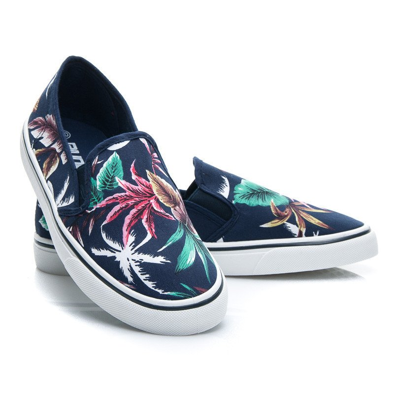 HAWAJSKIE TRAMPKI SLIP ON
